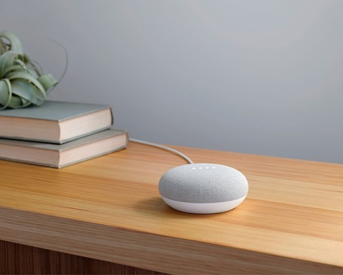 Google Home Mini - White