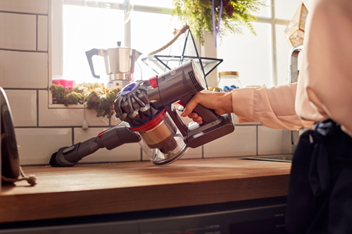 Dyson Christmas cleaning hacks