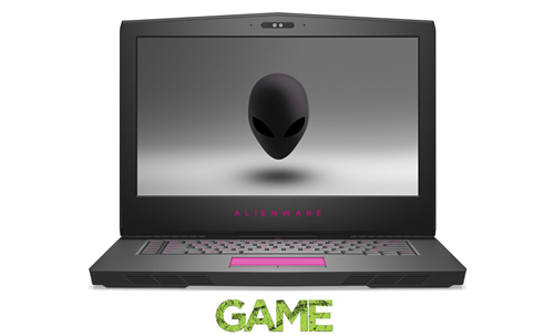 "alienware 15 15.6"" in grey"