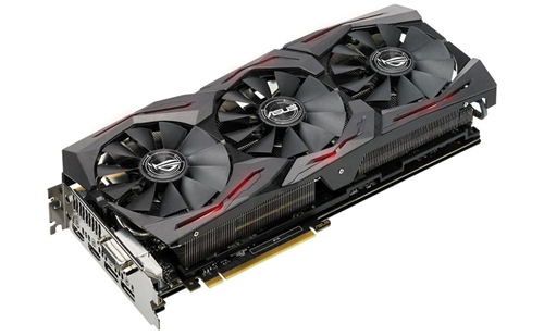 Asus rog strix geforce