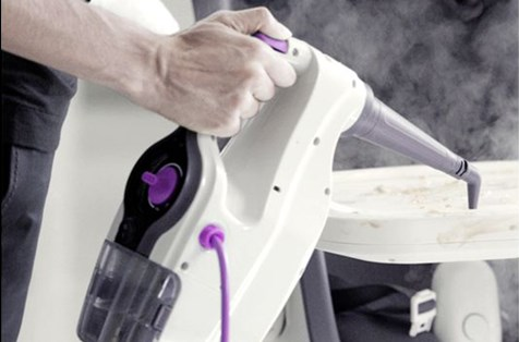 handheld steam cleaner