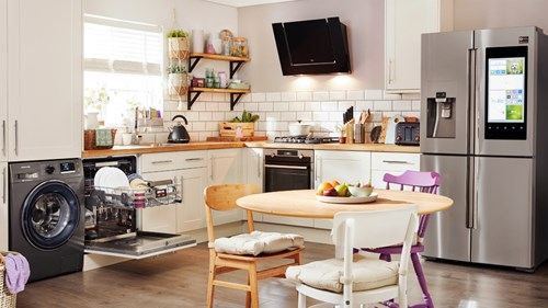 Choose your first kitchen appliances