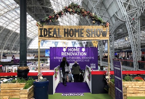Ideal Home Show Smart Home