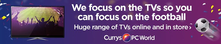 Our range of TVs