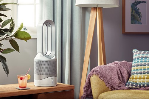 Dyson Pure Hot + Cool Smart air purifier