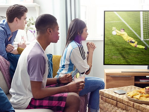 Why football deserves HDR TV
