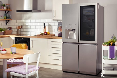 LG Signature Fridge Freezer