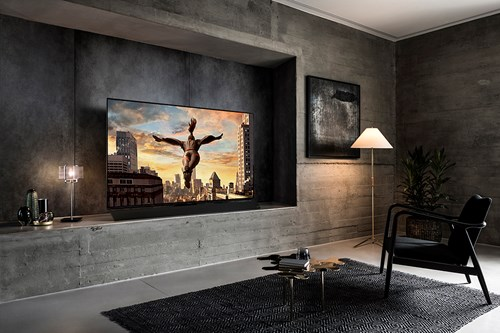 Panasonic OLED TV range