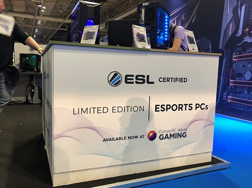 Great starting PC for an Esports [player