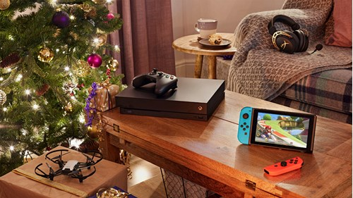 How to find the perfect gift for a gamer this Christmas