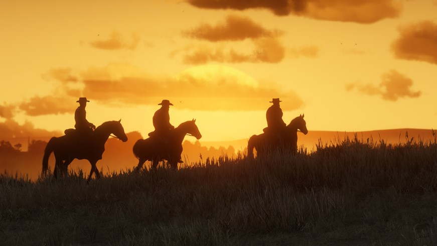 Screenshot from Red Dead Redemption Online