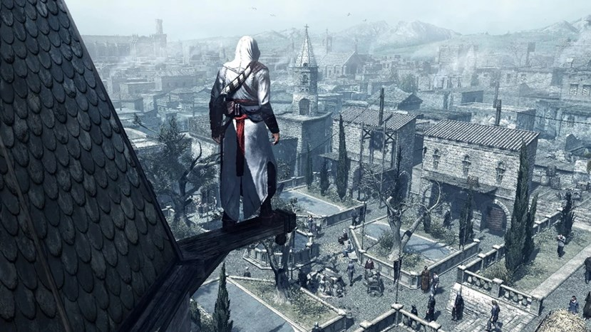Screenshot from Assassin's Creed 1