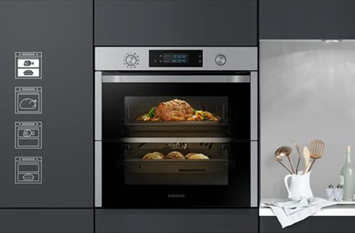 Samsung Dual Cook Oven