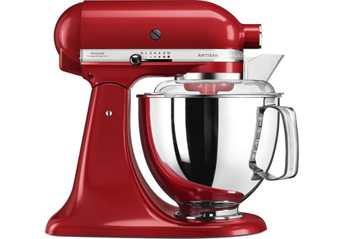KitchenAid Artisan Stand Mixer in Empire Red