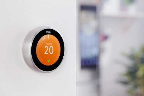 Hue with nest thermostat