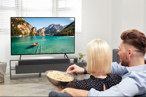 Find the right TV for your home cinema