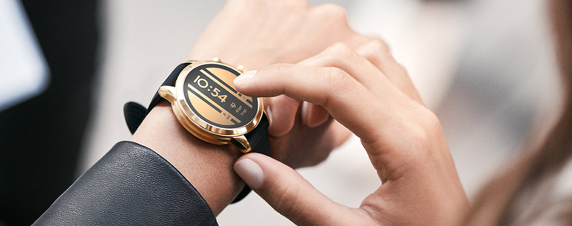 13ad2f49d168 Here s a smartwatch that will really turn heads. The Michael Kors Access  Runway watch range is great for tracking your fitness – which we ll go into  in a ...