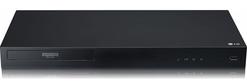 LG Smart 4K Ultra-HD Blu-ray player