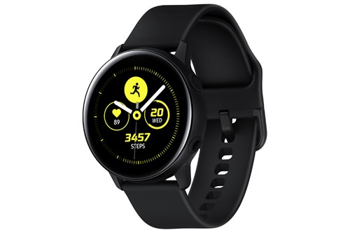 Samsung Galaxy Watch Active in black