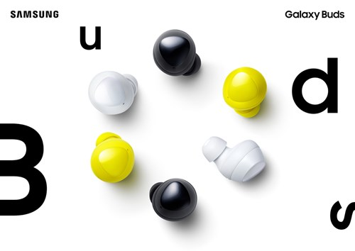 Samsung Galaxy Buds headphones