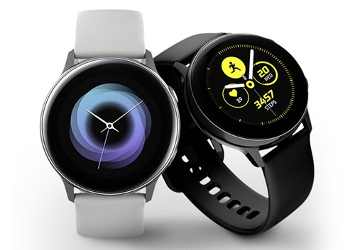 Samsung Galaxy Watch Active colours