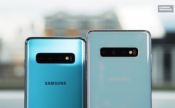 Samsung Galaxy S10 Innovative True Vision camera