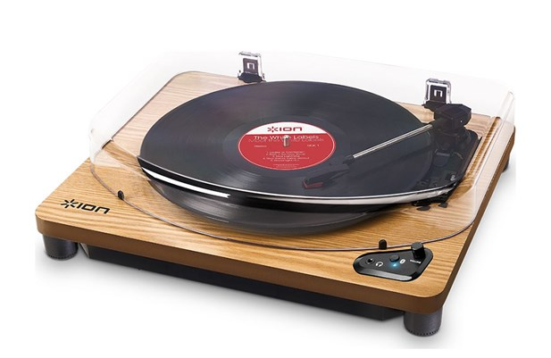 ION Air LP Belt Drive Turntable