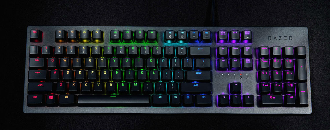 f36c7eb850c Far more than a simple way to type, keyboards are the holy grail of gamers  the world over. After all, a missed key press can be the difference between  ...