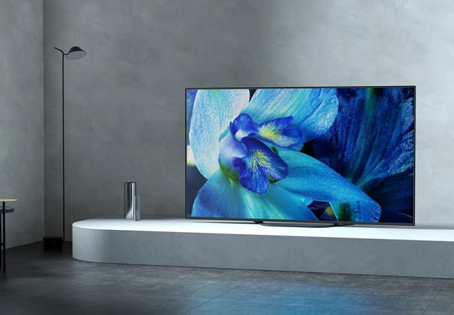 Introducing the stunning Sony BRAVIA OLED AG9 TV