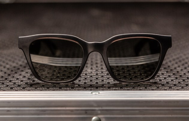 Bose frames from the front