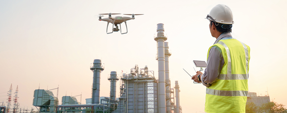 Flying high: what is the future of drone technology?