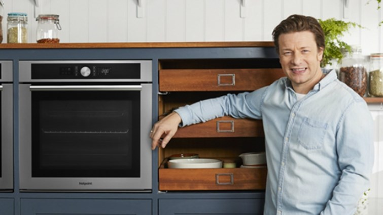 jamie oliver hotpoint oven